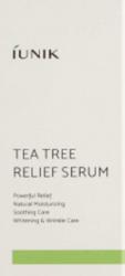Успокаивающая сыворотка с чайным деревом IUNIK пробник