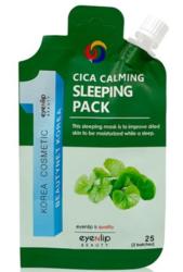 Успокаивающая ночная маска Eyenlip Cica Calming Sleeping Pack