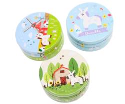 Увлажняющий крем для лица с молоком ослиц SEANTREE Donkey Milk Water Drop Cream
