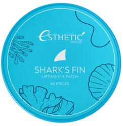 Гидрогелевые патчи для глаз ПЛАВНИК АКУЛЫ,ESTHETIC HOUSE, Shark's Fin Lifting Eye Patch
