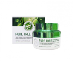 Крем для лица с экстрактами чайного дерева Enough Pure Tree Balancing Pro Calming Cream