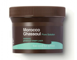 Глиняная маска для лица Too Cool For School Morocco Ghassoul Cream Pack