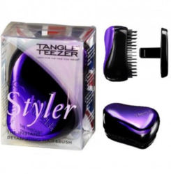 Расческа для волос Tangle Teezer Compact Styler Lilac Gleam