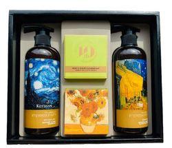Набор подарочный для волос №31 KERASYS Винсент Ван Гог
