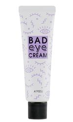 Крем для лица и кожи вокруг глаз с комплексом увлажняющих компонентов A`Pieu Bad Eye Cream For Face