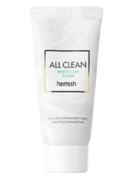 Глиняная пенка для глубокого очищения пор HEIMISH All Clean White Clay Foam 30 мл
