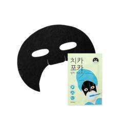 Утренняя тканевая маска A`PIEU Chi Ka Po Ka Tooth Brushing Mask