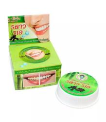 Круглая отбеливающая зубная паста 5 STAR с экстрактом бамбука