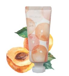 Парфюмированный крем для рук WELCOS Around Me Perfumed Hand Cream персик