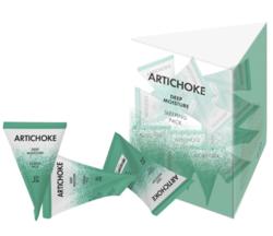 Ночная восстанавливающая маска для лица «Артишок» J:ON Artichoke Deep Moisture Sleeping Pack