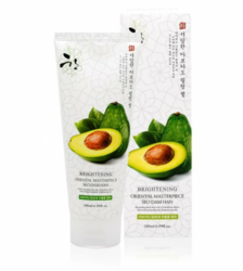 Пилинг-скатка с авокадо 3W Clinic Seo Dam Han Blue Avocado Peeling Gel