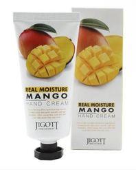 Крем для рук с экстрактом манго Real Moisture Mango Hand Crem Jigott