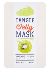Тонизирующая тканевая маска с экстрактом киви A'PIEU Tangle Jelly Mask Kiwi
