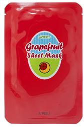 Увлажняющая тканевая маска с экстрактом грейпфрута A'PIEU Grapefruit & Sparkling Sheet Mask