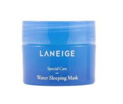 Миниатюра ночной маски для глубокого увлажнения кожи LANEIGE Water Sleeping Mask