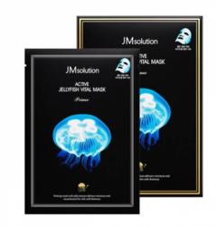 Тканевая маска с экстрактом медузы JM SOLUTION ACTIVE JELLYFISH VITAL MASK