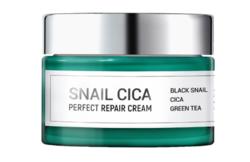 Восстанавливающий крем для лица с центеллой ESTHETIC HOUSE Snail Cica Perfect Repair Cream
