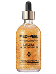 Ампула с золотом для эластичности кожи MEDI-PEEL Luxury 24K Gold Ampoule