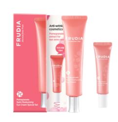 Набор кремов для глаз с гранатом FRUDIA Pomegranate Nutri-Moisturizing Eye Cream Special Set 40+10 мл