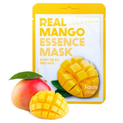 Маска для лица тканевая с экстрактом манго FarmStay Real Mango Essence Mask