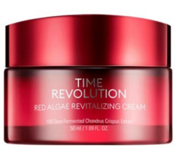 Восстанавливающий крем для лица MISSHA Time Revolution Red Algae Cream