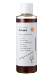 Питательный тонер для повышения эластичности Village 11 factory N Skin Formula Toner