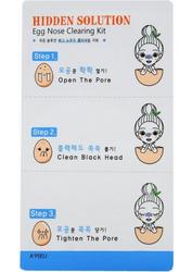 Очищающие полоски для носа A'PIEU Hidden Solution Nose Clearing Kit