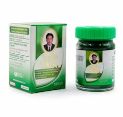 Зеленый тайский бальзам с клинакантусом WANG PROM