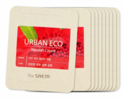Крем для лица с экстрактом телопеи пробник THE SAEM Urban Eco Waratah Cream Pouch