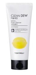Пенка для умывания Tony Moly Clean Dew Lemon Foam Cleanser