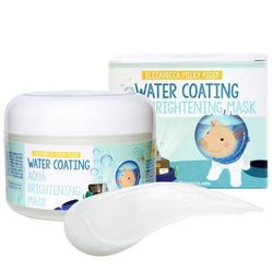 Ночная увлажняющая маска для сияния кожи Elizavecca Water Coating Aqua Brightening Mask