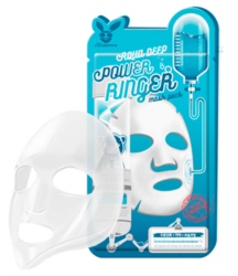 Тканевая маска Elizavecca Aqua Deep Power Ringer Mask Pack