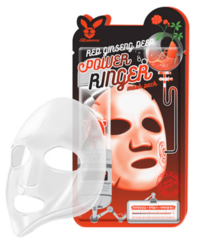 Тканевая маска Elizavecca Red Ginseng Deep Power Ringer Mask Pack