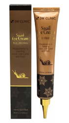 Крем для век с муцином улитки против морщин Snail Eye Cream Anti Wrinkle