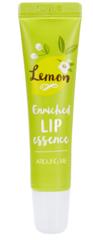 Welcos Бальзам для губ с экстрактом лимона Around Me Enriched Lip Essence Lemon