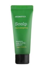 Миниатюра укрепляющего шампуня AROMATICA Rosemary Scalp Scaling Shampoo