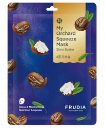 Питательная тканевая маска с маслом ши Frudia My Orchard Squeeze Mask Shea Butter