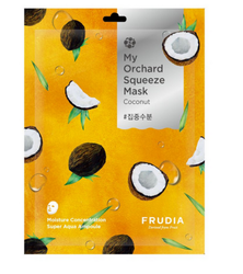 Увлажняющая тканевая маска с экстрактом кокоса Frudia My Orchard Squeeze Mask Coconut