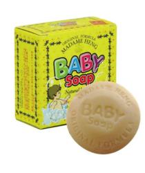 Детское мыло с ромашкой для младенцев от Madame Heng
