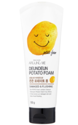 Welcos Around Me Deundeun Potato Foam пенка для умывания с экстрактом картофеля