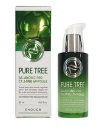 Успокаивающая сыворотка с чайным деревом Enough Pure Tree Balancing Pro Calming Ampoule