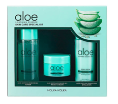 Набор с алоэ Holika Holika Aloe Soothing Essence Skincare Special Kit