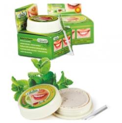 """Тайская травяная зубная паста """"Зеленые травы"""" Green Herb"""