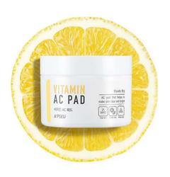 Пилинг-пэды с витамином С A'PIEU Vitamin AC Pad