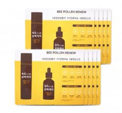 Пробник MISSHA Bee Pollen Renew Ampoule Skin & Ampouler