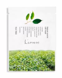 Тканевая маска для лица с экстрактом чайного дерева L'arvore Nature Source Cell Mask Tea Tree