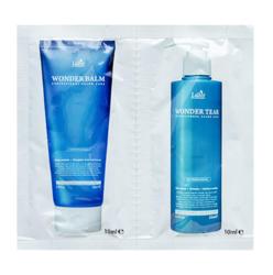 Набор для комплексного ухода за волосамив индивидуальной упаковке La'dor Wonder Clinic Pouch Set