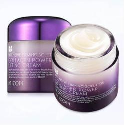 Лифтинг-крем для лица с коллагеном Mizon Collagen Power Lifting Cream