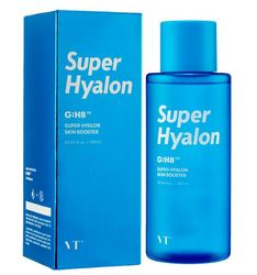 Интенсивно увлажняющий тонер-бустер VT Cosmetics Super Hyalon Skin Booster