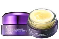 Коллагеновый крем для век против морщин Mizon Collagen Power Firming Eye Cream